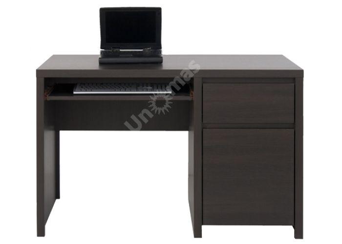 Каспиан, jm 007 Стол письменный BIU 1D1S, Офисная мебель, Компьютерные и письменные столы, Стоимость 9431 рублей., фото 3