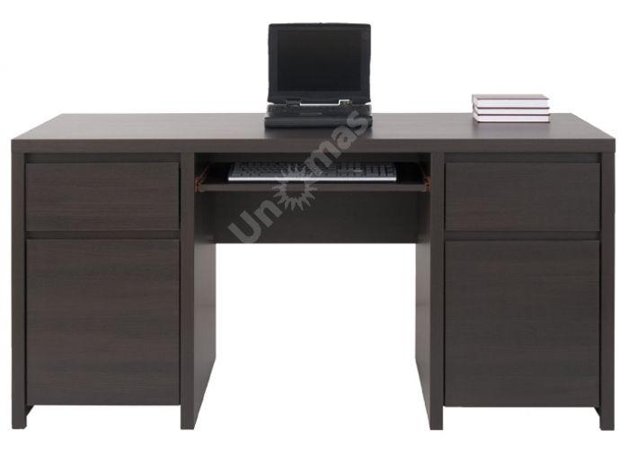 Каспиан, jm 008 Стол письменный BIU 2D2S, Офисная мебель, Компьютерные и письменные столы, Стоимость 16943 рублей.