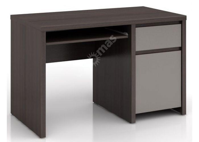 Каспиан, jm 007 Стол письменный BIU 1D1S, Офисная мебель, Компьютерные и письменные столы, Стоимость 9431 рублей.