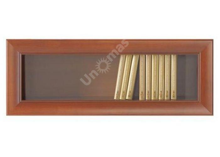 Ларго Классик, 004 Полка-витрина SW1W/4/11, Офисная мебель, Полки, Стоимость 4941 рублей.