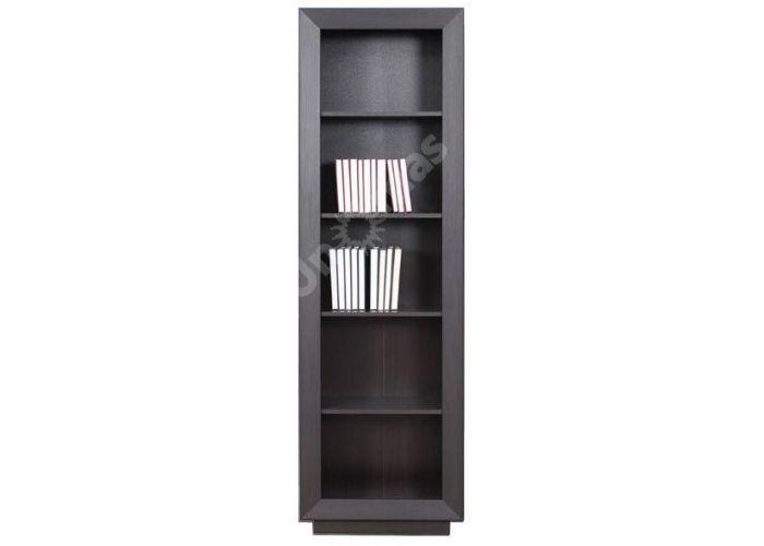 Ларго Дуб венге, 024 Стеллаж открытый PREG 20/6, Офисная мебель, Офисные пеналы, Стоимость 7828 рублей.