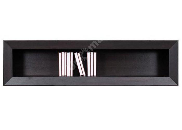 Ларго Дуб венге, 005 Полка PSW 4/15, Офисная мебель, Полки, Стоимость 4059 рублей.