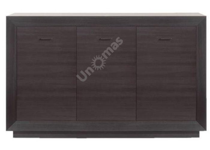 Ларго Дуб венге, 018 Шкафчик PREG 3D/15, Спальни, Комоды, Стоимость 12272 рублей.