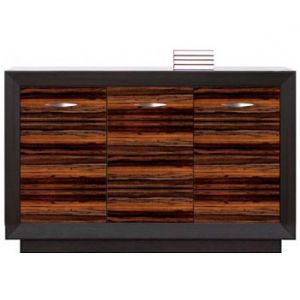 Ларго Дуб венге/Макасар, 018 Шкафчик PREG 3D/15
