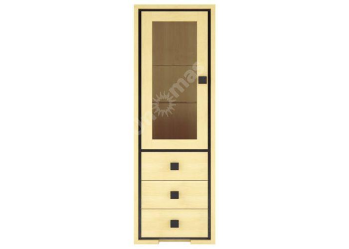 Николь, 011 Витрина 1w3s, Офисная мебель, Офисные пеналы, Стоимость 16988 рублей.