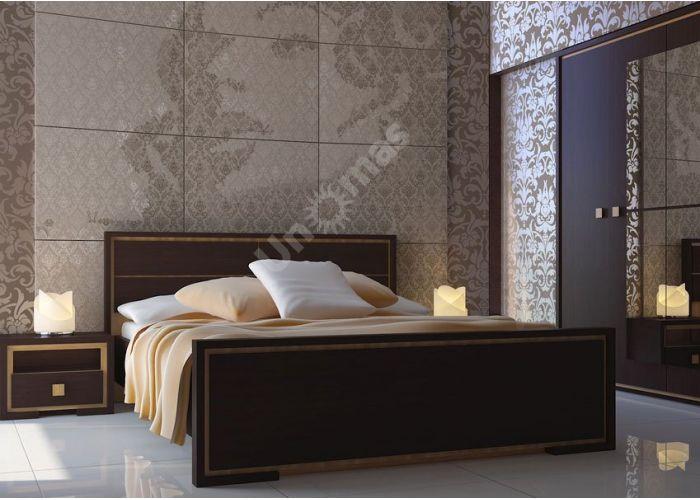 Николь, 016 Кровать 160, Спальни, Кровати, Стоимость 12178 рублей., фото 4