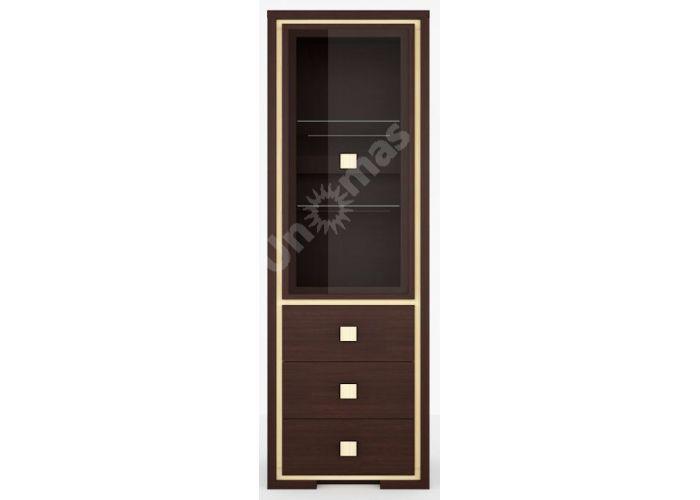 Николь, 011 Витрина 1w3s, Офисная мебель, Офисные пеналы, Стоимость 16988 рублей., фото 3