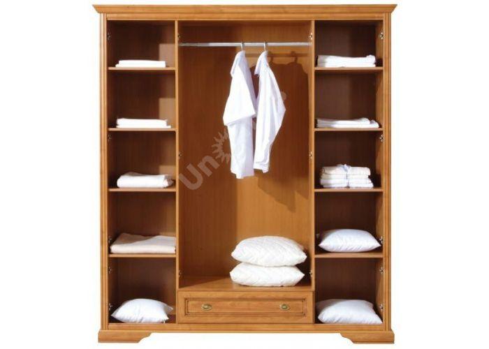 Онтарио, 003 Шкаф SZF4D1S, Спальни, Шкафы, Стоимость 40669 рублей., фото 3
