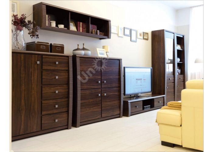 Сенегал, 010 Витрина REG 1D1WL, Офисная мебель, Офисные пеналы, Стоимость 16425 рублей., фото 3