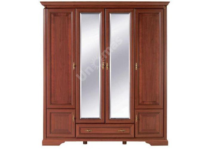 Стилиус, 029 Шкаф NSZF 4d1s, Спальни, Шкафы, Стоимость 46125 рублей.