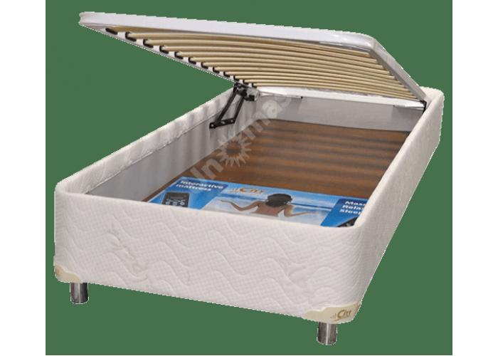 Box spring ORTO PLUS (жаккард хлопок), Матрасы и Кровати, Ортопедические основания для кроватей, Стоимость 9661 рублей., фото 3