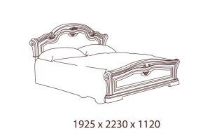 Ирина, Кровать 2-х спальная