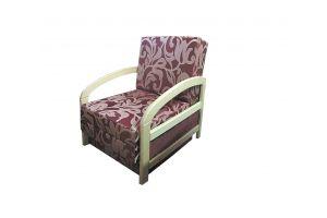 """Американка кресло-кровать деревянные подлокотники """"Подолянка"""""""