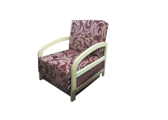 """Американка кресло-кровать деревянные подлокотники """"Подолянка"""", Мягкая мебель, Кресла, Стоимость 18900 рублей."""