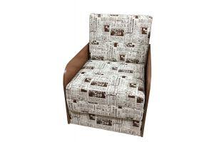 Американка Эконом кресло-кровать подлокотники ЛДСП