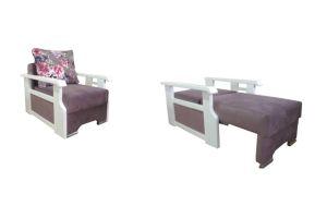 """Калипсо кресло-кровать с подлокотниками """"Чикаго"""" пантограф"""