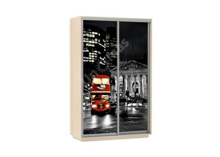 Шкаф-купе Лондон 120х220х60 см , Шкафы-купе, Стоимость 13090 рублей., фото 3