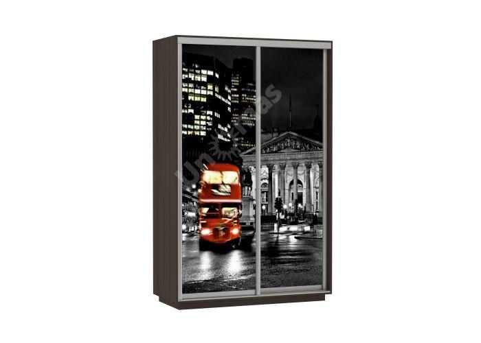 Шкаф-купе Лондон 120х220х60 см , Шкафы-купе, Стоимость 13090 рублей., фото 2