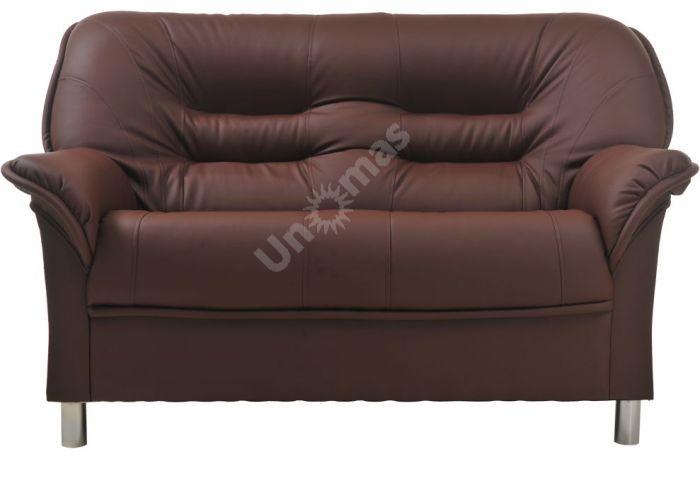 В - 100 диван 2-х местный иск. кожа ECO, Мягкая мебель, Прямые диваны, Стоимость 23473 рублей., фото 5