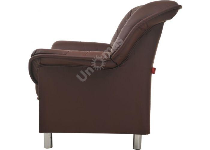 В - 100 диван 2-х местный иск. кожа ECO, Мягкая мебель, Прямые диваны, Стоимость 23473 рублей., фото 2
