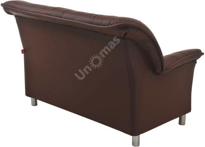 В - 100 диван 2-х местный иск. кожа ECO, Мягкая мебель, Прямые диваны, Стоимость 23473 рублей., фото 3
