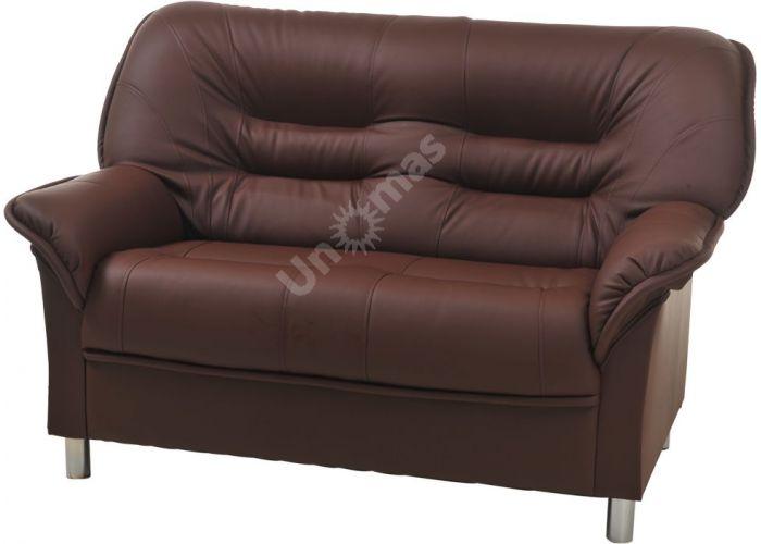 В - 100 диван 2-х местный иск. кожа ECO, Мягкая мебель, Прямые диваны, Стоимость 23473 рублей., фото 6