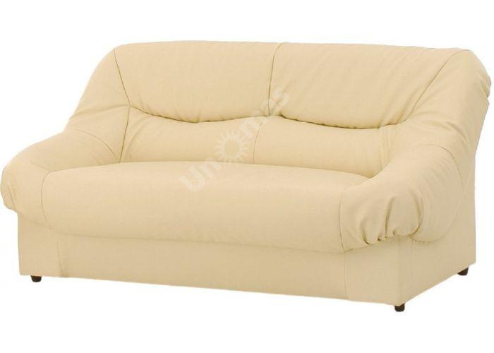 Несси диван 2-х местный иск. кожа ECO, Мягкая мебель, Прямые диваны, Стоимость 21395 рублей.