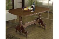 Стол обеденный 3 матовый 1500*850 массив