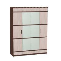 Ольга 13 шкаф 4-х створ для одежды и белья