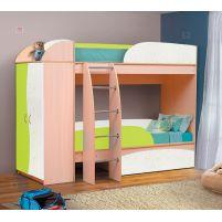 Омега 4а МДФ набор мебели для детской