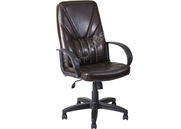 AV 101 PL МК (727) экокожа, Офисная мебель, Кресла руководителя, Стоимость 6018 рублей., фото 2