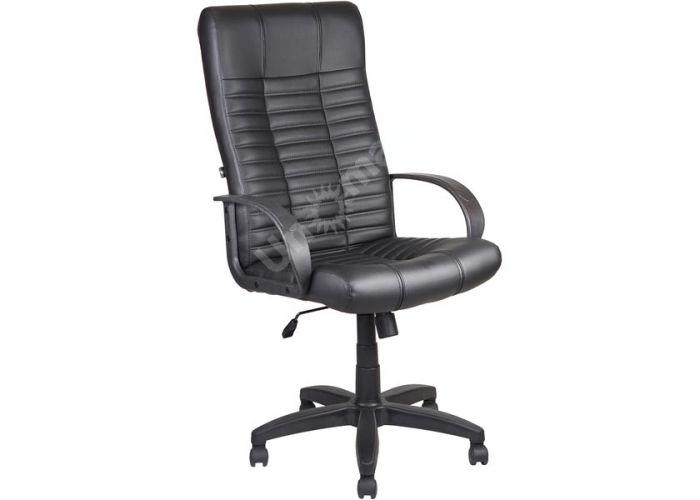 AV 104 PL MK (727) экокожа  Цвет обивки- черный  , Офисная мебель, Кресла руководителя, Стоимость 6873 рублей.