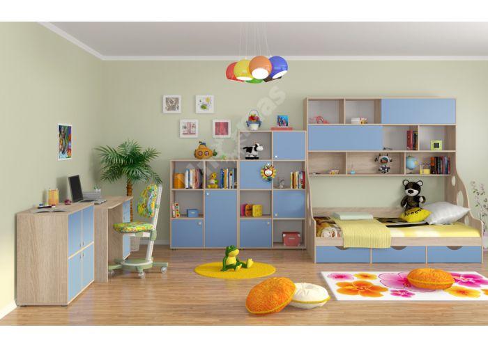 Дельта 7.02 Тумба комбинированная , Офисная мебель, Офисные пеналы, Стоимость 4815 рублей., фото 6