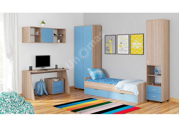Дельта 19 Кровать подростковая , Детская мебель, Детские кровати, Стоимость 7590 рублей., фото 5