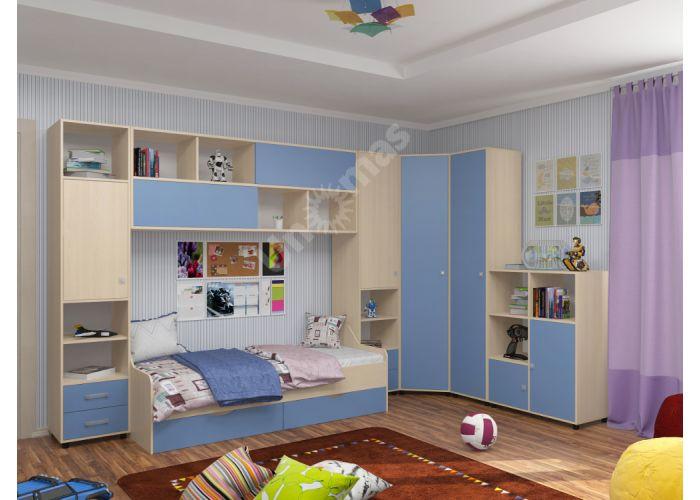 Дельта 19 Кровать подростковая , Детская мебель, Детские кровати, Стоимость 7590 рублей., фото 8
