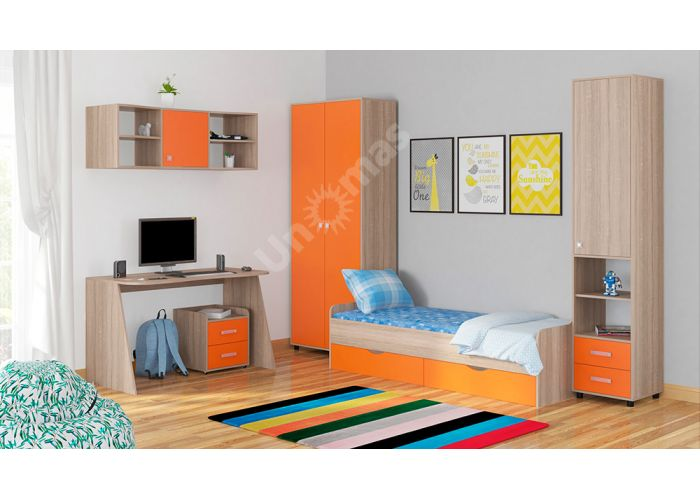 Дельта 19 Кровать подростковая , Детская мебель, Детские кровати, Стоимость 7590 рублей., фото 10