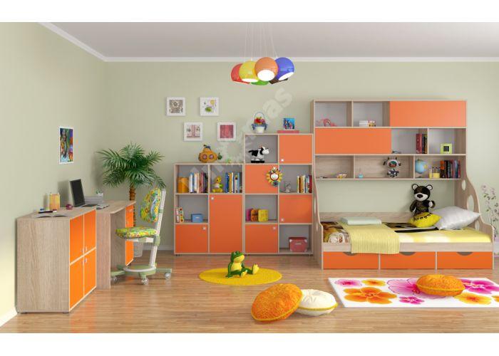 Дельта 7.02 Тумба комбинированная , Офисная мебель, Офисные пеналы, Стоимость 4815 рублей., фото 9