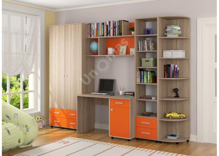 Дельта 19 Кровать подростковая , Детская мебель, Детские кровати, Стоимость 7590 рублей., фото 14