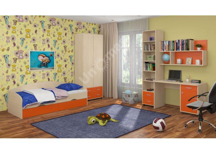 Дельта 19 Кровать подростковая , Детская мебель, Детские кровати, Стоимость 7590 рублей., фото 7