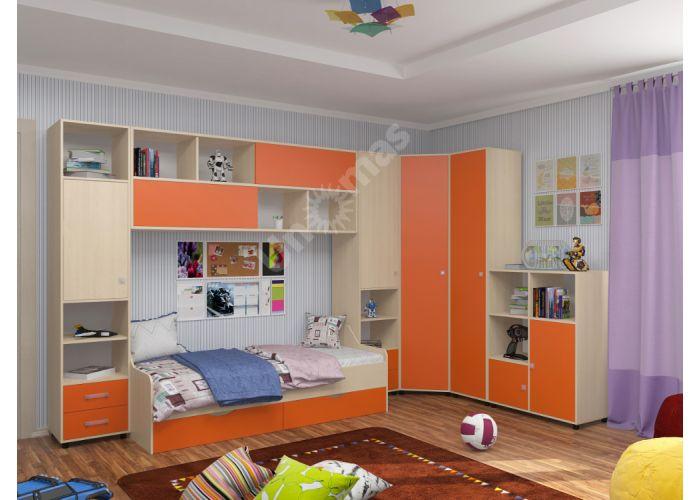 Дельта 19 Кровать подростковая , Детская мебель, Детские кровати, Стоимость 7590 рублей., фото 4
