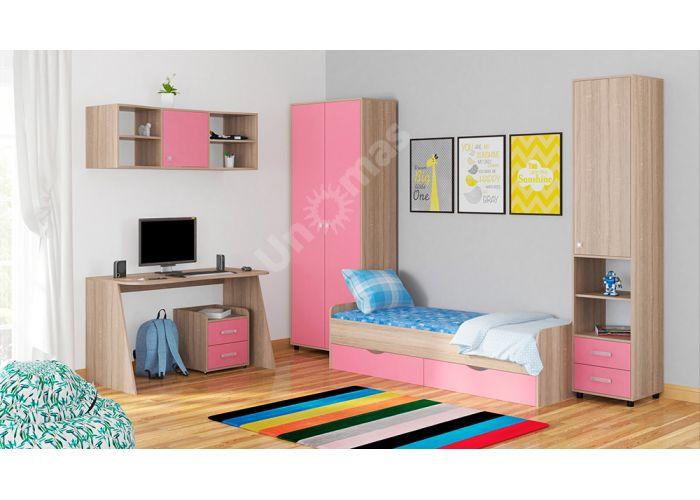Дельта 19 Кровать подростковая , Детская мебель, Детские кровати, Стоимость 7590 рублей., фото 6