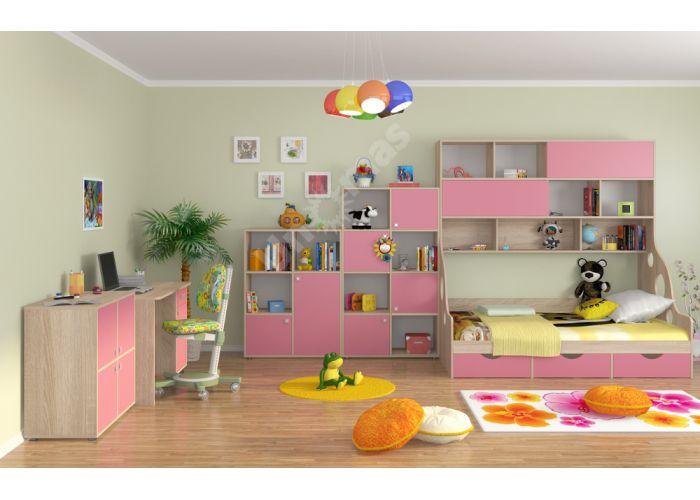 Дельта 7.02 Тумба комбинированная , Офисная мебель, Офисные пеналы, Стоимость 4815 рублей., фото 8