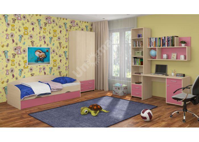 Дельта 19 Кровать подростковая , Детская мебель, Детские кровати, Стоимость 7590 рублей., фото 15
