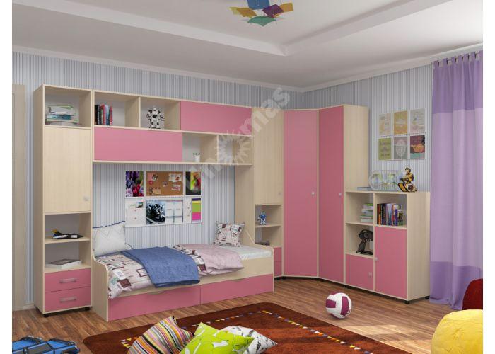 Дельта 19 Кровать подростковая , Детская мебель, Детские кровати, Стоимость 7590 рублей., фото 13