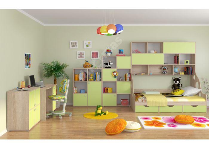 Дельта 7.02 Тумба комбинированная , Офисная мебель, Офисные пеналы, Стоимость 4815 рублей., фото 7