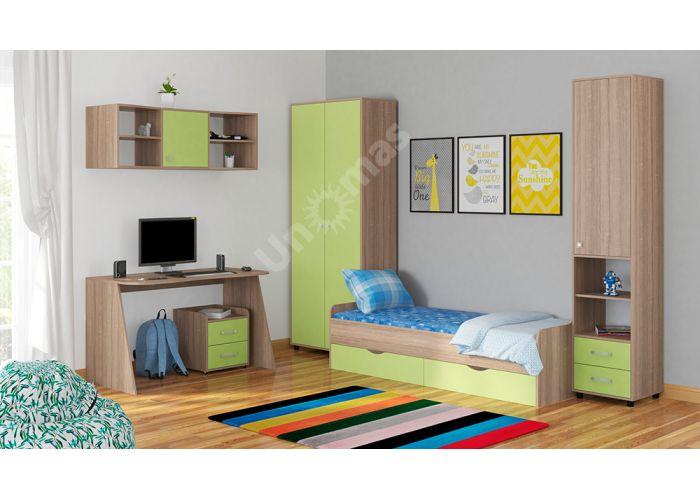 Дельта 19 Кровать подростковая , Детская мебель, Детские кровати, Стоимость 7590 рублей., фото 16