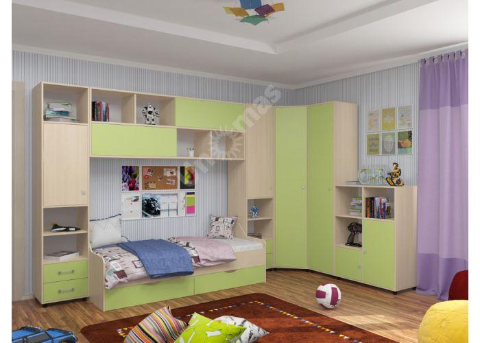 Дельта 19 Кровать подростковая , Детская мебель, Детские кровати, Стоимость 7590 рублей., фото 11