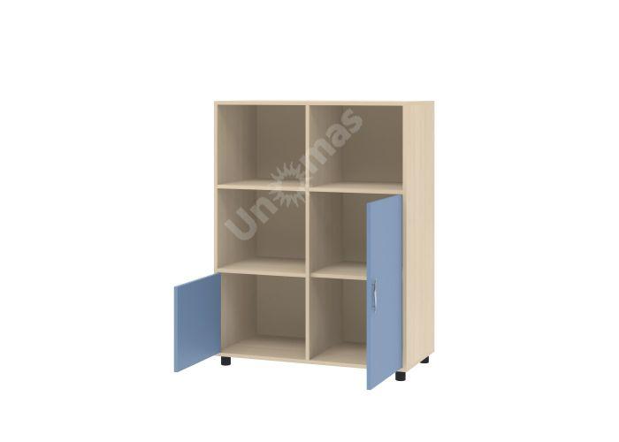 Дельта 7.02 Тумба комбинированная , Офисная мебель, Офисные пеналы, Стоимость 4815 рублей., фото 3