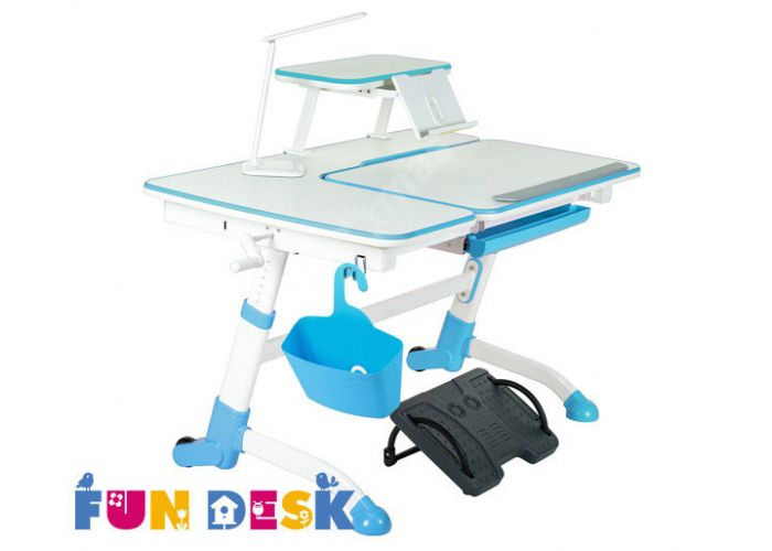Amare Blue, Детская мебель, Детские парты, Стоимость 19900 рублей., фото 3