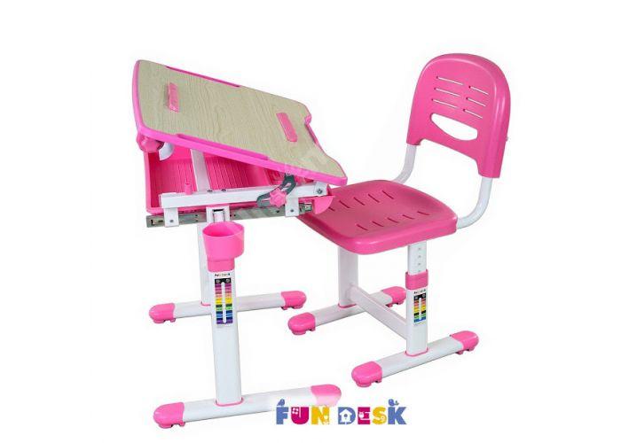 Bambino Pink, Детская мебель, Детские парты, Стоимость 10500 рублей., фото 4